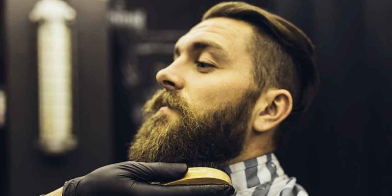 Men's Shave: Professionals with Experience